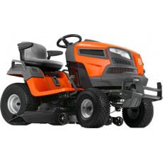 Садовый мини-трактор Husqvarna TS 346