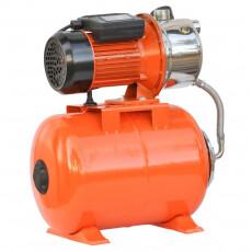 Станция водоснабжения автоматическая Skiper JET120S (1300 Вт, 3600 л/ч, 24 л, нерж)