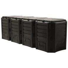 Компостер Module Compogreen 1600л, черный