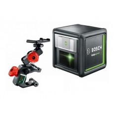 Нивелир лазерный BOSCH QUIGO Green с держателем в кор