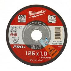 Диск отрезной по металлу MILWAUKEE SCS 41/125