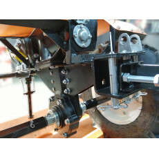 Бензиновый культиватор Skiper SP-1600PRO Black Edition