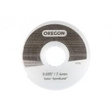 Леска 2,4 мм х 7м (диск) OREGON Gator SpeedLoad (24-595-25)