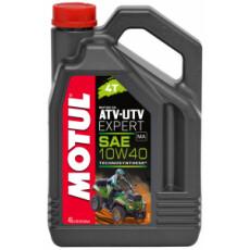 Масло Motul ATV-UTV Expert 4T 10W40 4л