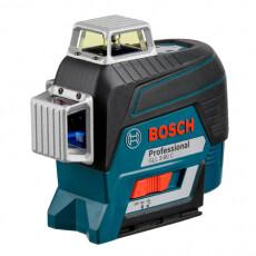 Нивелир лазерный линейный BOSCH GLL 3-80 в чем