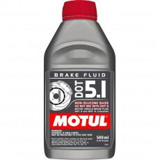 Тормозная жидкость Motul DOT 5.1, 500 мл