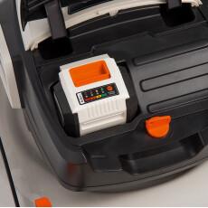 Газонокосилка аккумуляторная DAEWOO DLM 5140Li
