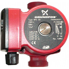 Циркуляционный насос Grundfos UPS 20-60 130 (96281472)
