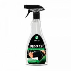 Дезинфицирующее средство для рук и поверхностей на основе изопропилового спирта DESO C9, 500мл