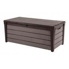 Сундук пластиковый уличный Keter 120 Brush Deck Box (Браш)