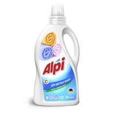 """Гель-концентрат для цветных вещей GraSS """"ALPI"""". 1.5л."""