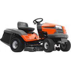 Садовый мини-трактор Husqvarna TC 138