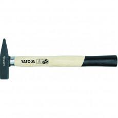 """Молоток слесарный с деревянной ручкой """"Yato""""  600 гр, YT-4506"""