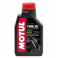 Масло Motul FORK OIL EXP M/H 15W 1л