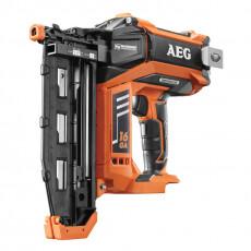 Пистолет гвоздезабивной электро-пневматический AEG B16N18-0 (без аккумулятора и ЗУ)
