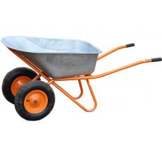 Садовая тачка Skiper 2Х120 Expert