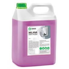 """Мыло жидкое для рук GraSS """"Milana"""" (черника в йогурте). 5кг."""