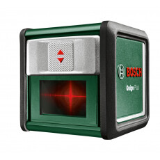 Нивелир лазерный BOSCH QUIGO PLUS со штативом в кор.