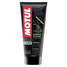 Средство Motul M4 HANDS CLEAN для очистки рук, 100 мл