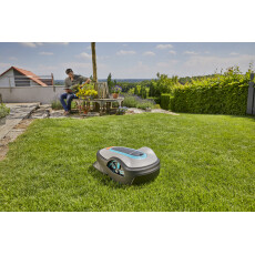 Газонокосилка-робот GARDENA SILENO life 1250