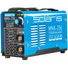 Сварочный инвертор Solaris MMA-206 (MMA-206)