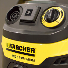 Пылесос Karcher WD 6 P Premium