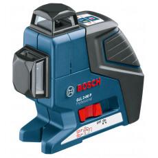 Лазерный нивелир Bosch GLL2-80 P+BM1+LR2
