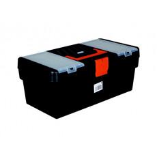 Ящик для инструмента пластмассовый Basic Line 40x21,7x16,6 см с лотком