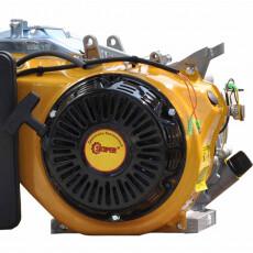 Двигатель бензиновый Skiper 168F для электростанции (конус)