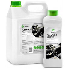 Полироль-очиститель пластика GRASS Polyrol Glossy глянцевый блеск (5 л.)