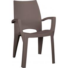 Стул пластиковый Keter Spring Chair (Спринг), капучино