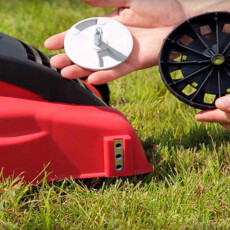 Электрическая газонокосилка MTD Smart 38 E