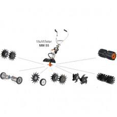 Мультимотор Stihl MM 55