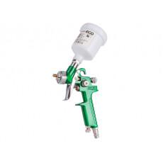 Краскораспылитель ECO SG-20H10 (HVLP, сопло ф 1.0мм, верх. бак 110мл)
