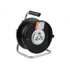 Удлинитель на катушке 50 м 3 розетки 3,0 кВт ЮПИТЕР У16-010 (JP8301-50)