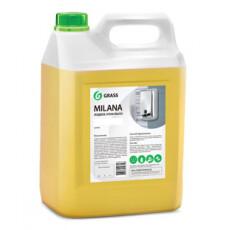 """Мыло жидкое для рук GraSS """"Milana"""" (молоко и мед), 5кг."""