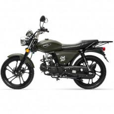 Мотоцикл M1NSK D4 50 зелёный