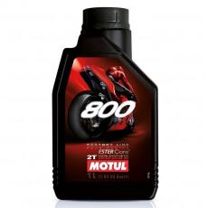 Масло  моторное Motul 800 2T FL ROAD RACING 1л