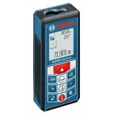 Дальномер лазерный BOSCH GLM 80 в кор.