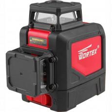 Нивелир лазерный линейный WORTEX LL 0335 D в кор.