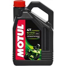 Моторное масло Motul 5100 4T 10W40 4л