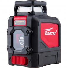 Нивелир лазерный линейный WORTEX LL 0330 X в кор.