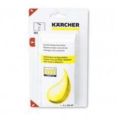 Концентрат для мойки окон (4x20мл) для стеклоочистителей Karcher (6.295-302.0)