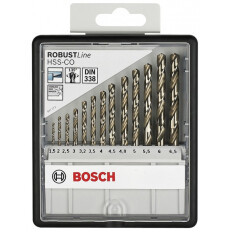 Набор Bosch HSS-G ROBUST LINE