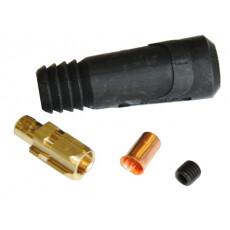 Разъем сварочный 10-25 мм2 DX25 TELWIN (папа)