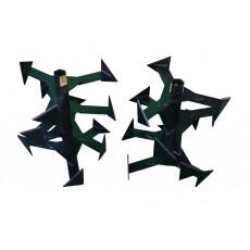 """Фреза """"Гусиные лапки"""" МК-9500, МК-11000, МК-13000, МК-15000 (шестигранник 32 мм)"""