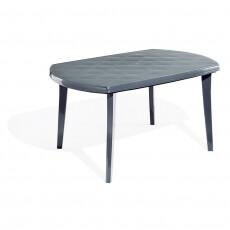 Стол уличный Keter Elise Jardin (серый)