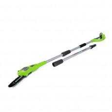 Высоторез Аккумуляторный GreenWorks G24PS20/ 20127 24В