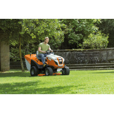 Садовый мини-трактор STIHL RT 6127 ZL