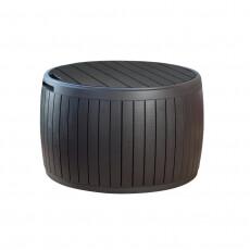 Стол-сундук Keter CIRCA WOOD BOX